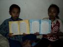 Distribusi Al-Quran 2012 ke Anak Asuh Mojokerto