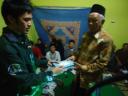 Distribusi Al-Quran 2012 dalam Bakti Sosial Mahasiswa Telkom PENS
