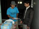 Distribusi Al-Quran 2012 ke Masjid A Yani