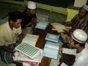 Distribusi Al-Quran 2012 ke Musholla Nurul Iman Mojokerto
